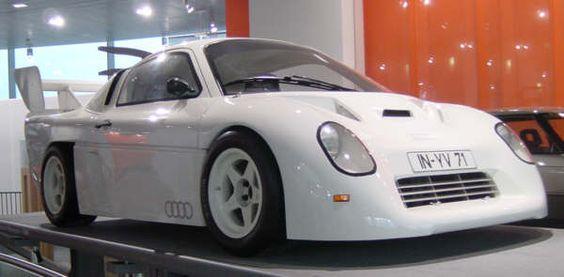 Secret Rally Car: Audi Group S Prototype
