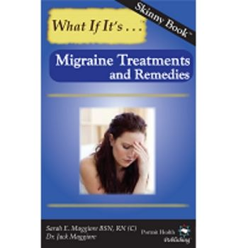 63 Page Book Includes:-Migraine Treatments-Migraine Remedies-Quizzes-Answer KeyThe dull pain starts behind your eye, like it always d...