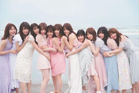 欅坂46の集合写真19