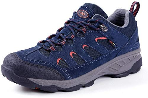 Mens Breathable Climbing Walking Shoes Outdoor Hiking Trail Trekking Sneaker New