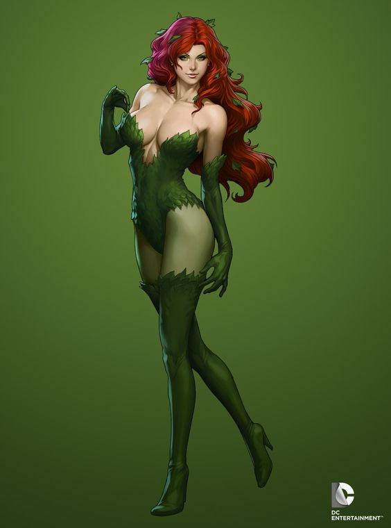 Poison Ivy, by Stanley Lau