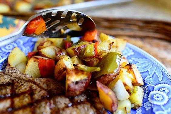 Breakfast Potatoes by Ree Drummond / The Pioneer Woman, via Flickr