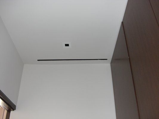 2 Linear Ceiling Diffuser : Ceiling slot diffuser freeforms kitchen pinterest