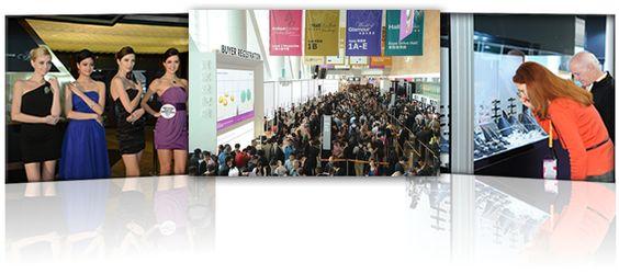 HKTDC Hong Kong Feria Internacional de Joyas
