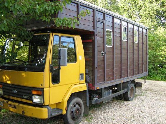 Horsebox For Sale For Sale In Clacton On Sea Essex Trailer Decor Trucks Camper Van