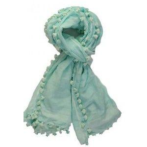 Pretty scarf =)