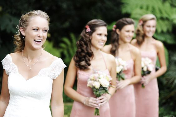 Bride & Bridesmaids jewellery