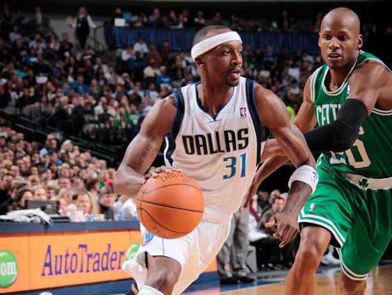 """Welcome the latest member of the Boston Celtics, Jason """"The Jet"""" Terry!"""