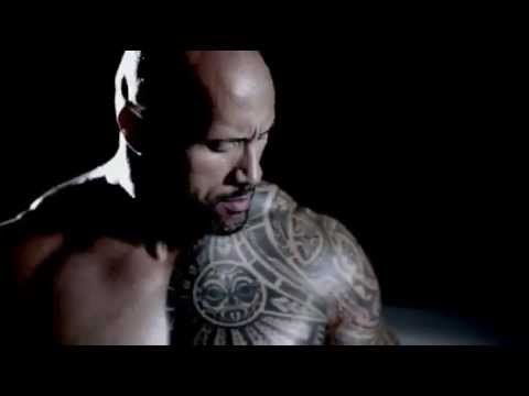 The Untold Story Behind The Rock's Tattoo-AKA Dwayne Johnson