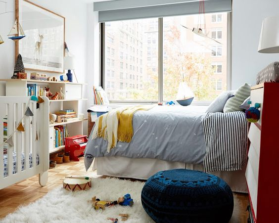2014 #Nursery Trend: Toddler and Baby Shared Room