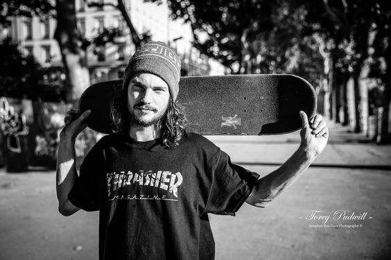 Torey Pudwill • Skateboarding 2016