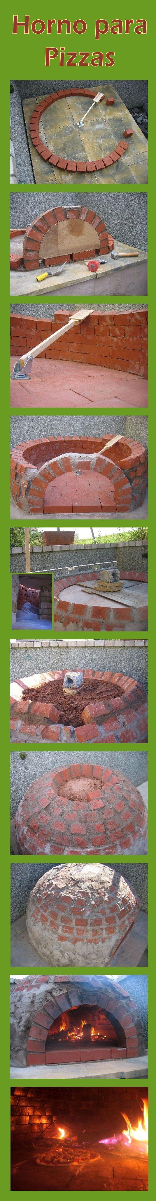 M s de 1000 ideas sobre hornos de ladrillo en pinterest for Ladrillos decorativos para exteriores