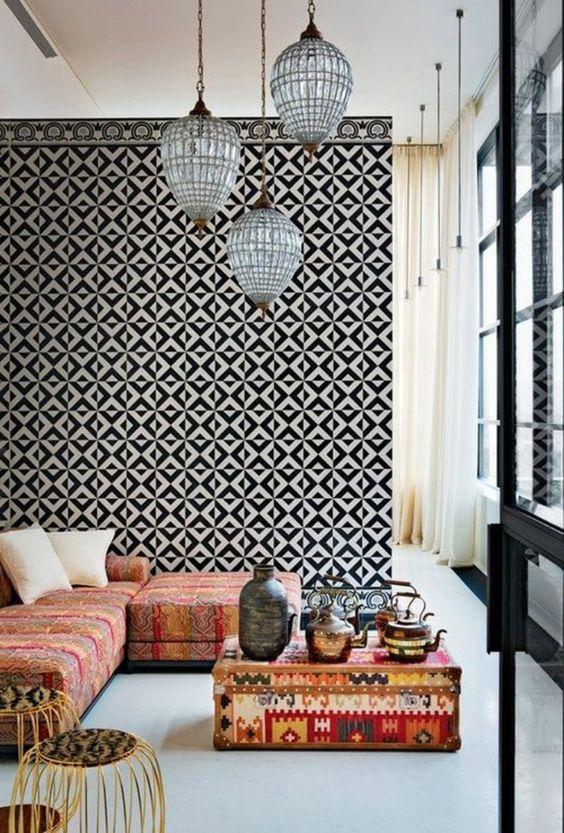kleines wohnzimmer tapezieren:Wohnzimmer Tapezieren Ideen: Tapeten ...