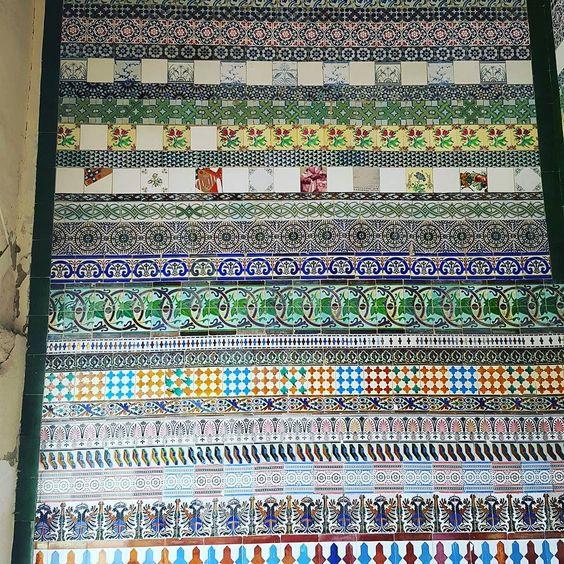 Pick your #spanish #ceramic #tile by minadotdahya