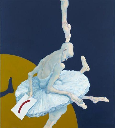 Michael Kvium Baghaandsangreb Redigert 2011 Galleri Brandstrup Artist Ballet Art Art