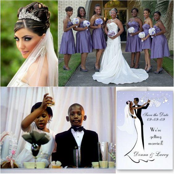 Miraculous Black People Weddings Wedding Hairstyles And Hairstyles For Black Short Hairstyles Gunalazisus