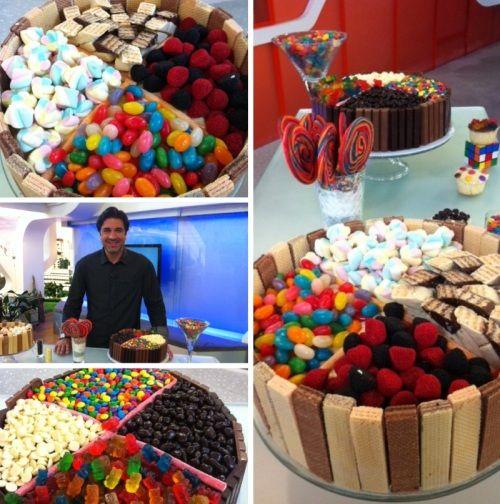 Sem ideia para comemorar o Dia das Crianças? Edu Guedes ensina um bolo especial (e delicioso!!!) Veja a receita no blog: http://r7.com/Kd5L