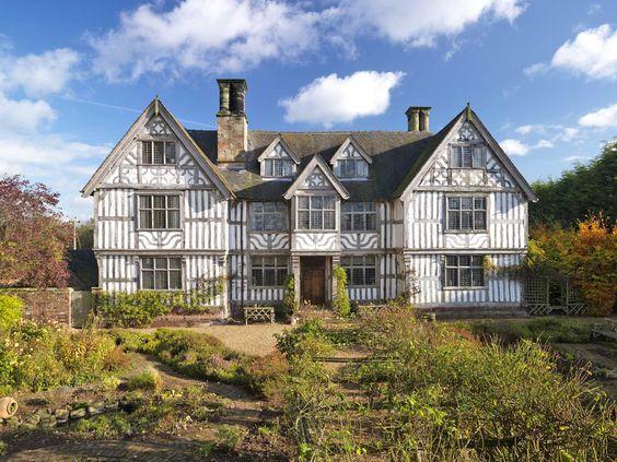 Wedding Venue and Luxury Accommodation in Market Drayton, Shropshire - Old Colehurst Manor