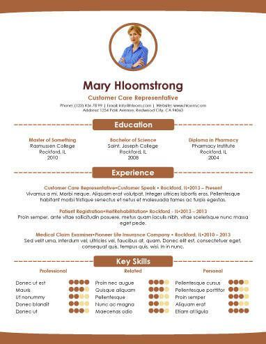 Ardent Free Resume Template By Hloom Com Microsoft Word Resume