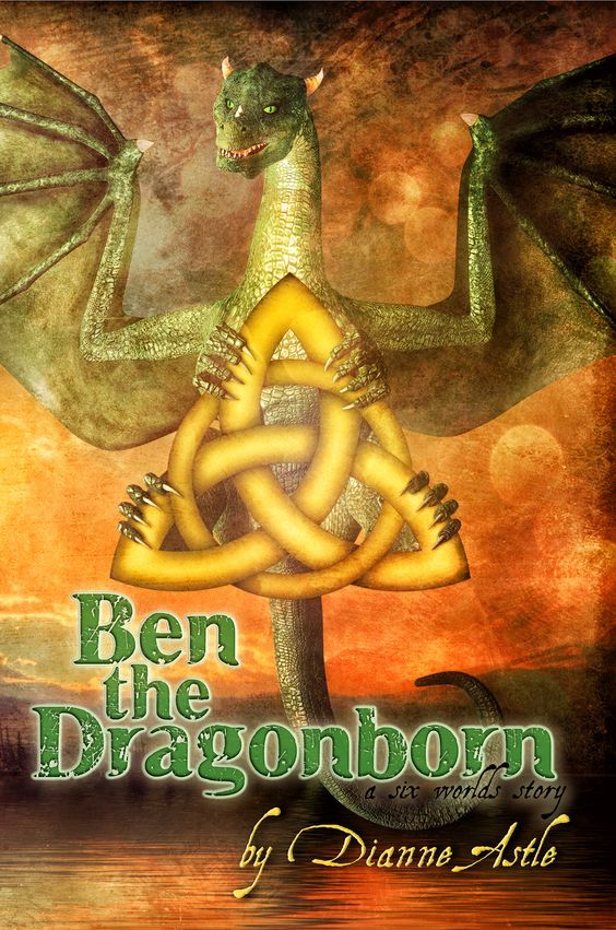 Ben the Dragonborn by Dianne Astle:
