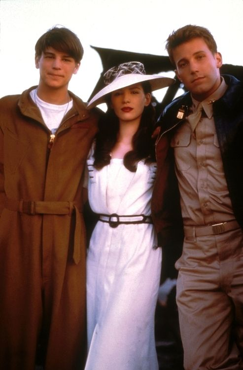 Pearl Harbor Movie Josh Hartnett, Kate Beckensdale, and Ben Afflack