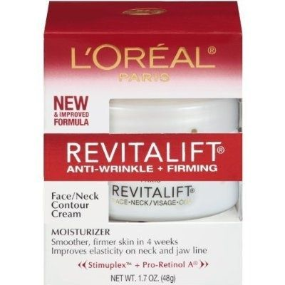 L'Oreal Paris Revitalift, Anti-Wrinkle, Firming Face and Neck Contour Cream, 1.7 Ounce Body Care / Beauty Care / Bodycare / BeautyCare - For Sale Check more at http://shipperscentral.com/wp/product/loreal-paris-revitalift-anti-wrinkle-firming-face-and-neck-contour-cream-1-7-ounce-body-care-beauty-care-bodycare-beautycare-for-sale/