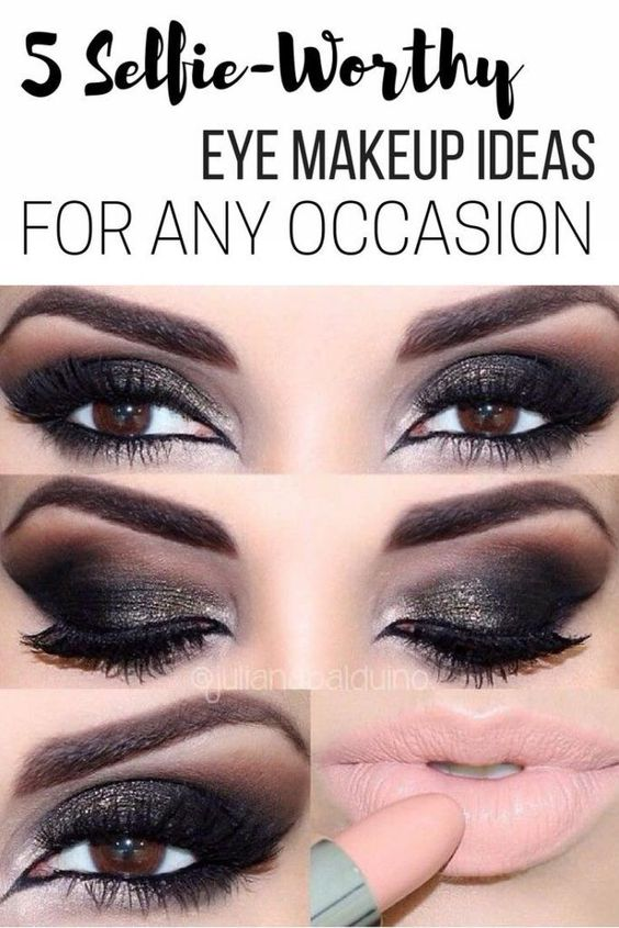 5 Selfie-Worthy Eye Makeup Ideas For Any Occasion, wedding, photo shoot, beauty shots, holidays
