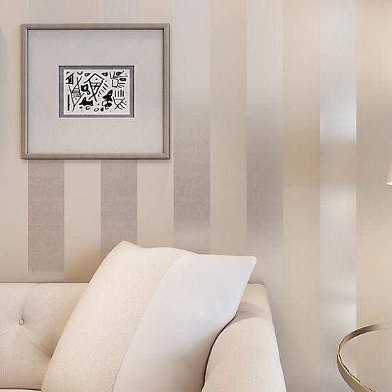 Plantas y jard n mejoras en el hogar and empapelado del - Salones con papel pintado ...