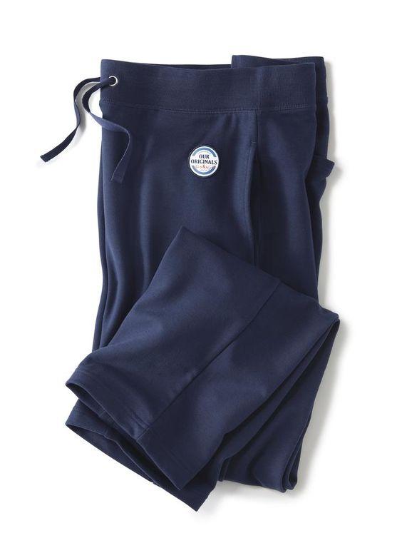 #Homewear-Hose mit #weich angerauter Innenseite und elastischem Rippbund für €24,95 bei #Tchibo