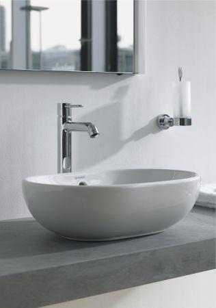 duravit - bad serie: aufsatzbecken - aufsatzbecken und waschtische