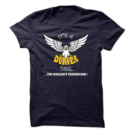 Its a Duryea Thing, You Wouldnt Understand !! Name, Hoo - #boyfriend gift #baby gift. HURRY => https://www.sunfrog.com/Names/Its-a-Duryea-Thing-You-Wouldnt-Understand-Name-Hoodie-t-shirt-hoodies.html?68278