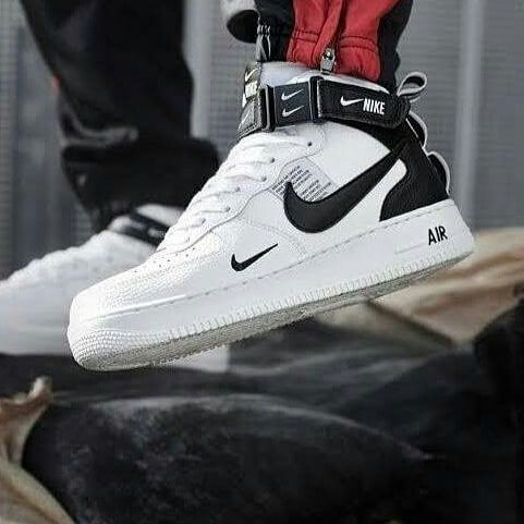 Nike Airforce 1 Lv8 utility Mid Ankle
