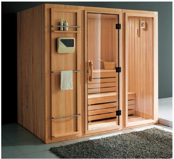 dry sauna kits indoor bathroom toilet designs. Black Bedroom Furniture Sets. Home Design Ideas