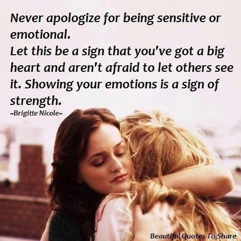 emotion and person We might use the word negative to describe more difficult emotions, but it doesn 't mean those emotions are bad or we shouldn't have them still, most people.