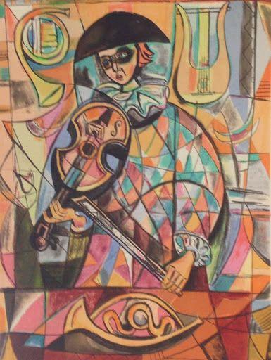 "Irving ""Jester"" fine art for sale"