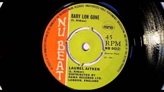 Laurel Aitken - Baby lon Gone