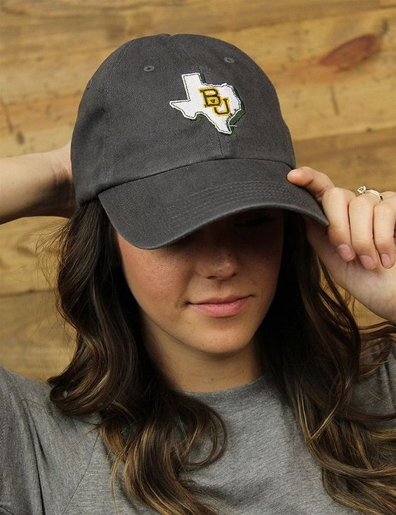 Show your Baylor love in this new hat! GO BEARS!