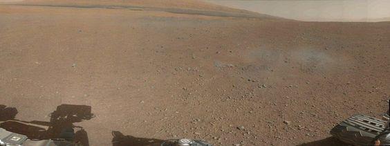 Hard to believe we have a robot running around Mars.