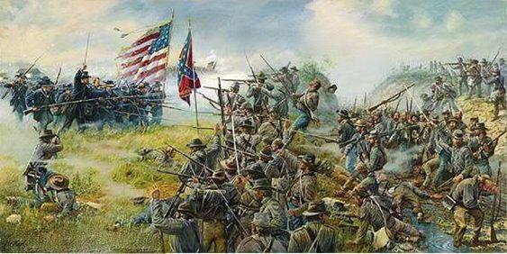 Pin Em Civil War