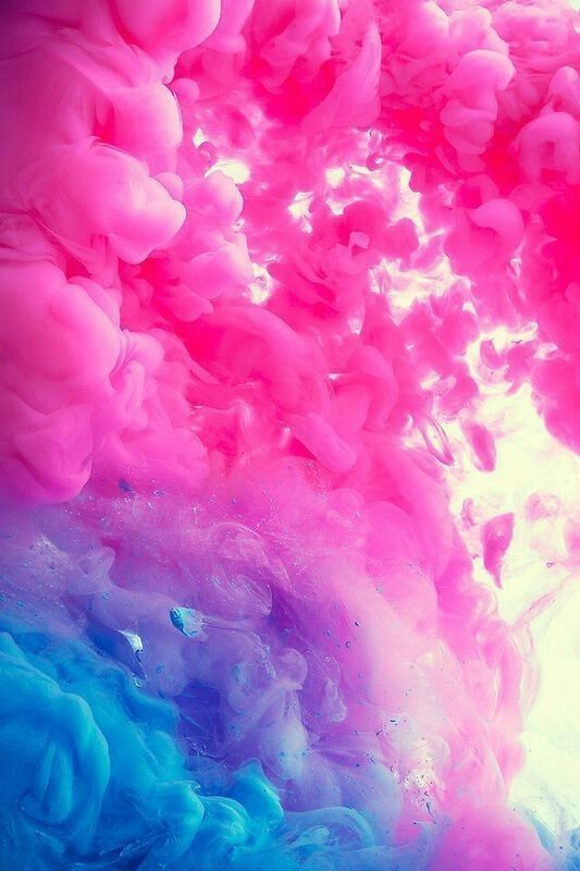 Screensaver Colors Colours Wallpaper Smoke Ink Inkcolor Wallpapers Iphone Colour Blue R Smoke Wallpaper Smoke Background Aesthetic Iphone Wallpaper