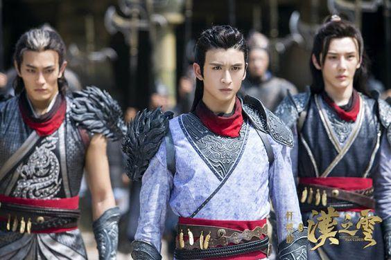Phim Xuan Yuan Sword: Han Cloud (2017)