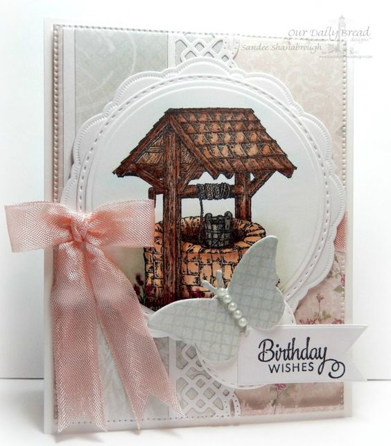 SC574, Shabby Birthday Wishes