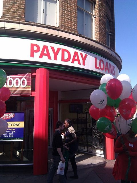 Payday Loans Company In Brixton Handing Out Helium Balloons To Children Emblazon Payday Loans Loan Company Payday Loans Online