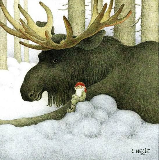 Soloillustratori: Lennart Helje