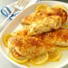 Mediterranean Baked Chicken with Lemon