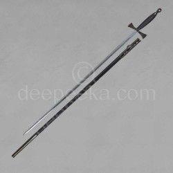 Black Cross Sword