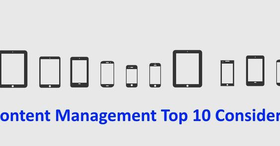 Asp.net software company in india: Mobile Content Management Top 10 Considerations Part 2 #Application development company India #Mobile application company