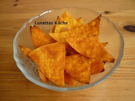 Lunettas Küche: Pasta - Thai - Chips