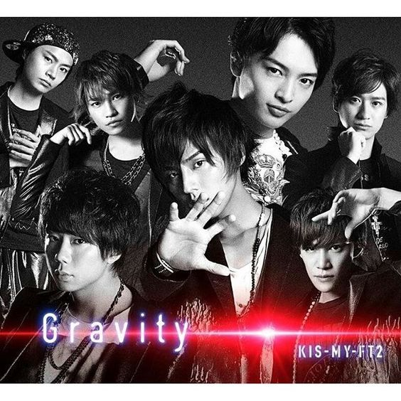 CDのジャケ写×Kis-My-Ft2