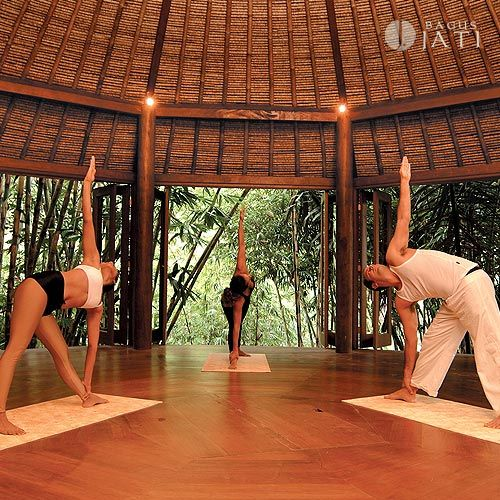 Yoga Rooms, Yoga And My House On Pinterest
